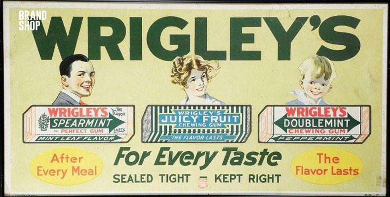 Компания Ригли
