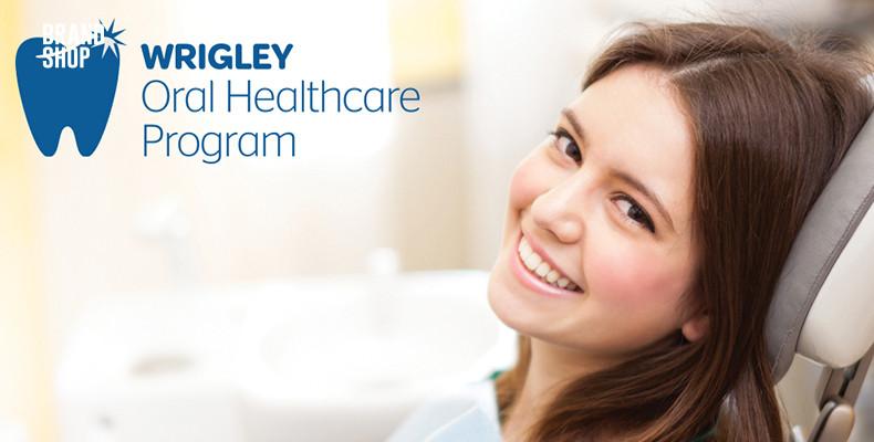 Программа Wrigley Oral Healthcare