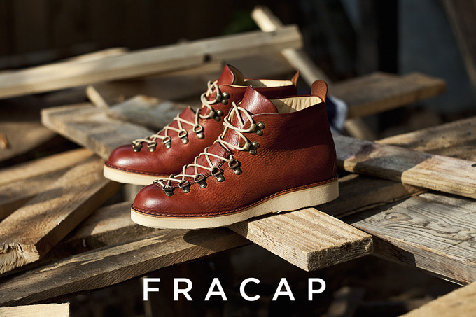 Ботинки Fracap M120 Leather Arabian