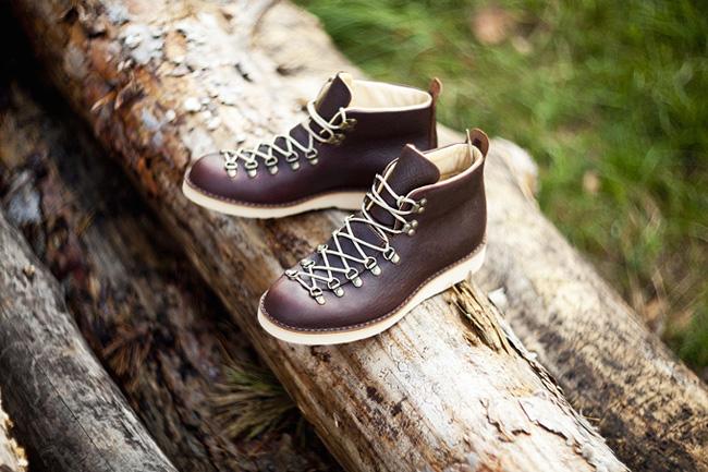Ботинки Fracap M120 Leather Espresso