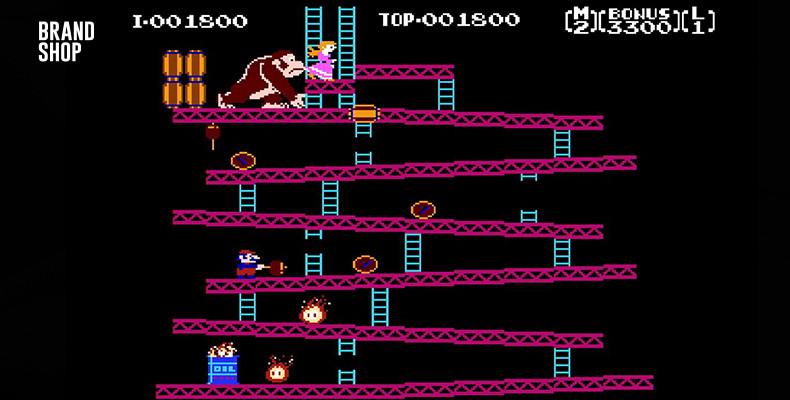 Donkey Kong — культовая игра