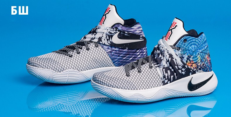 дизайн Nike Kyrie
