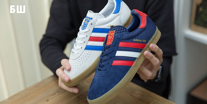 Adidas Originals 350 Blue/Navy
