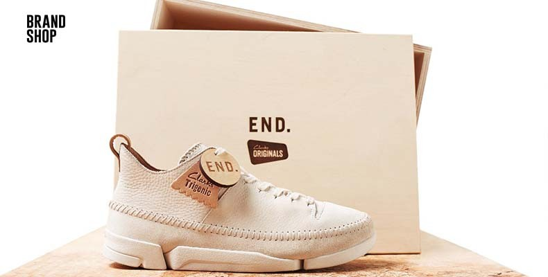 Clarks x END