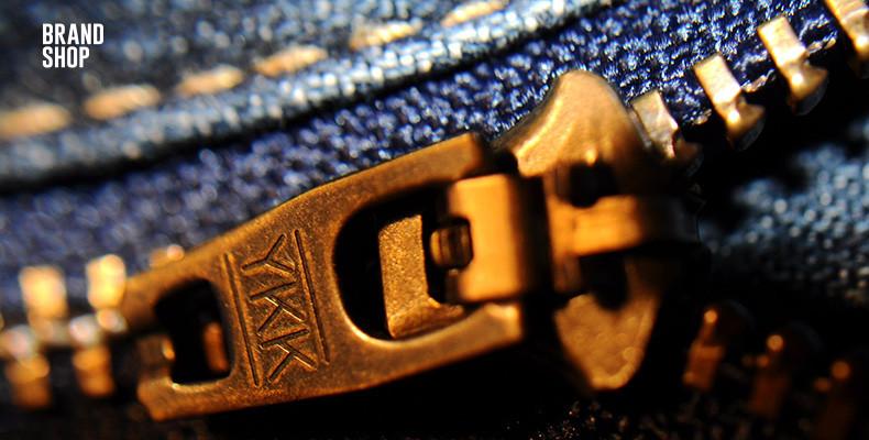 zipper ykk