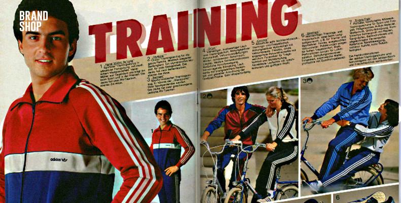 мода на олимпийки