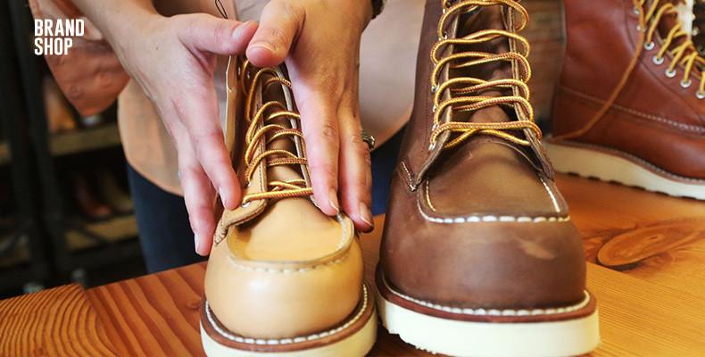 Обувь Ред Винг