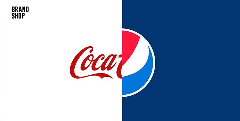 Война брендов Coca Cola и Pepsi