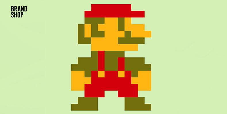 Появление персонажа Марио