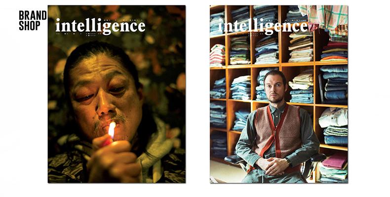Концепция журнала Intelligence