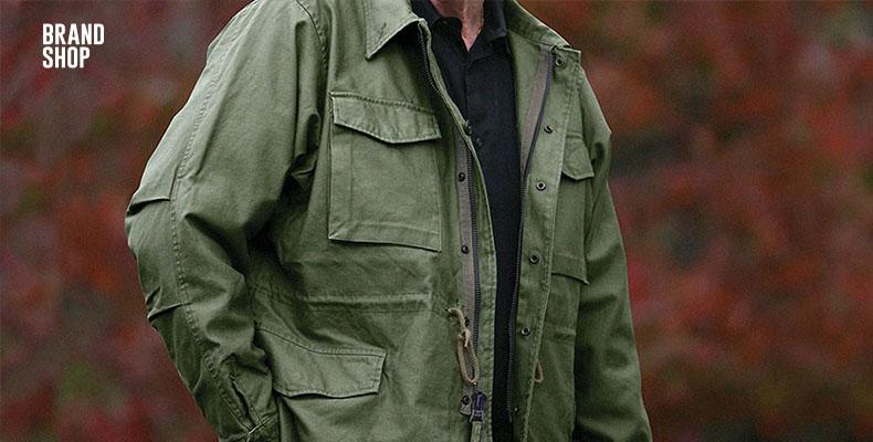 Особенности куртки M-65