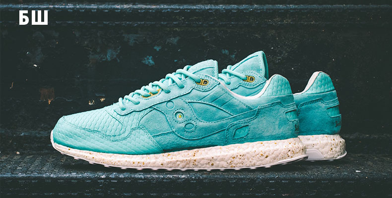 Дизайн Saucony Shadow