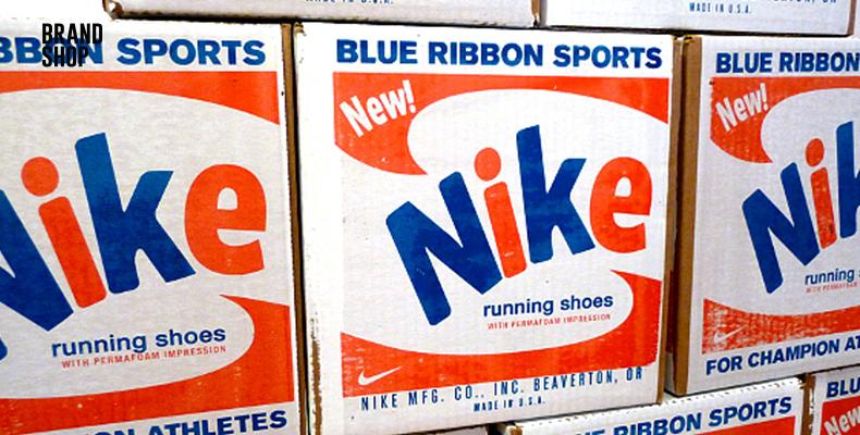 Blue Ribbon Sports и Nike