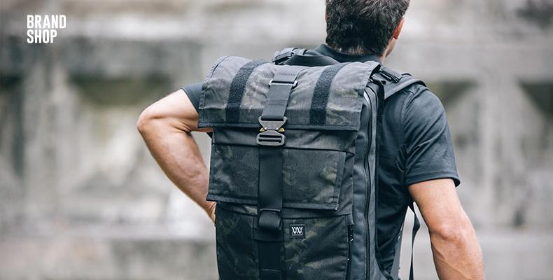 Как появился рюкзак
