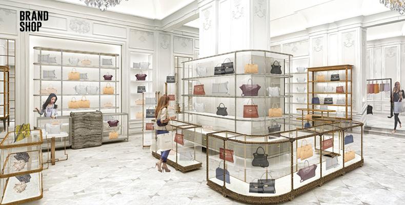 Бутик готовой одежды Bergdorf Goodman