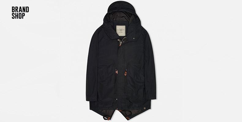 Куртка Fishtail в повседневном гардеробе