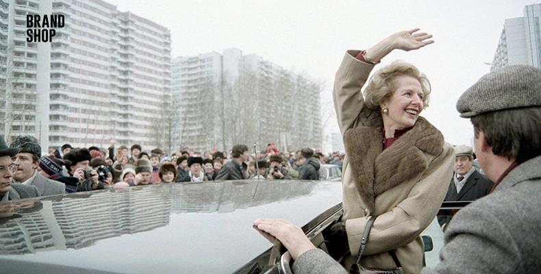 Визит Тэтчер в СССР