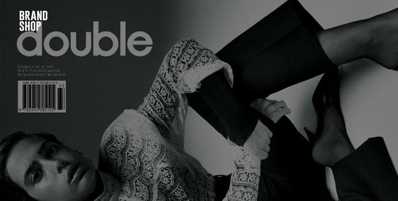 Журнал Double #33