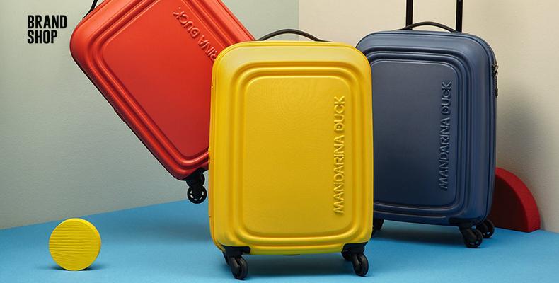 Дорожные чемоданы Mandarina Duck