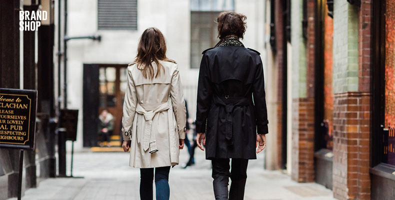 Trench coat в современном понимании