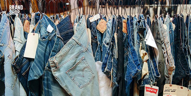 Как не надо складывать джинсы