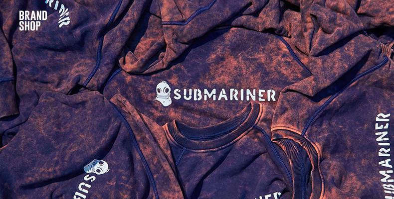Одежда и технологии Submariner