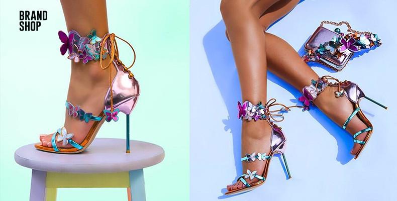 Обувь от Софии Вебстер