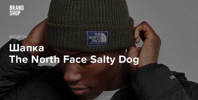 История модели шапки The North Face Salty Dog Beanie