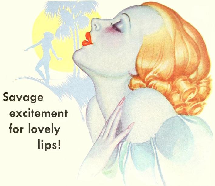 1934-Savage lipstick