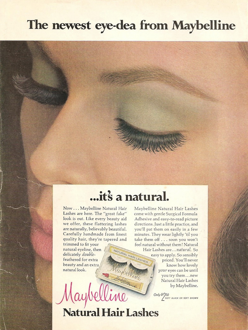 maybelline 1967-