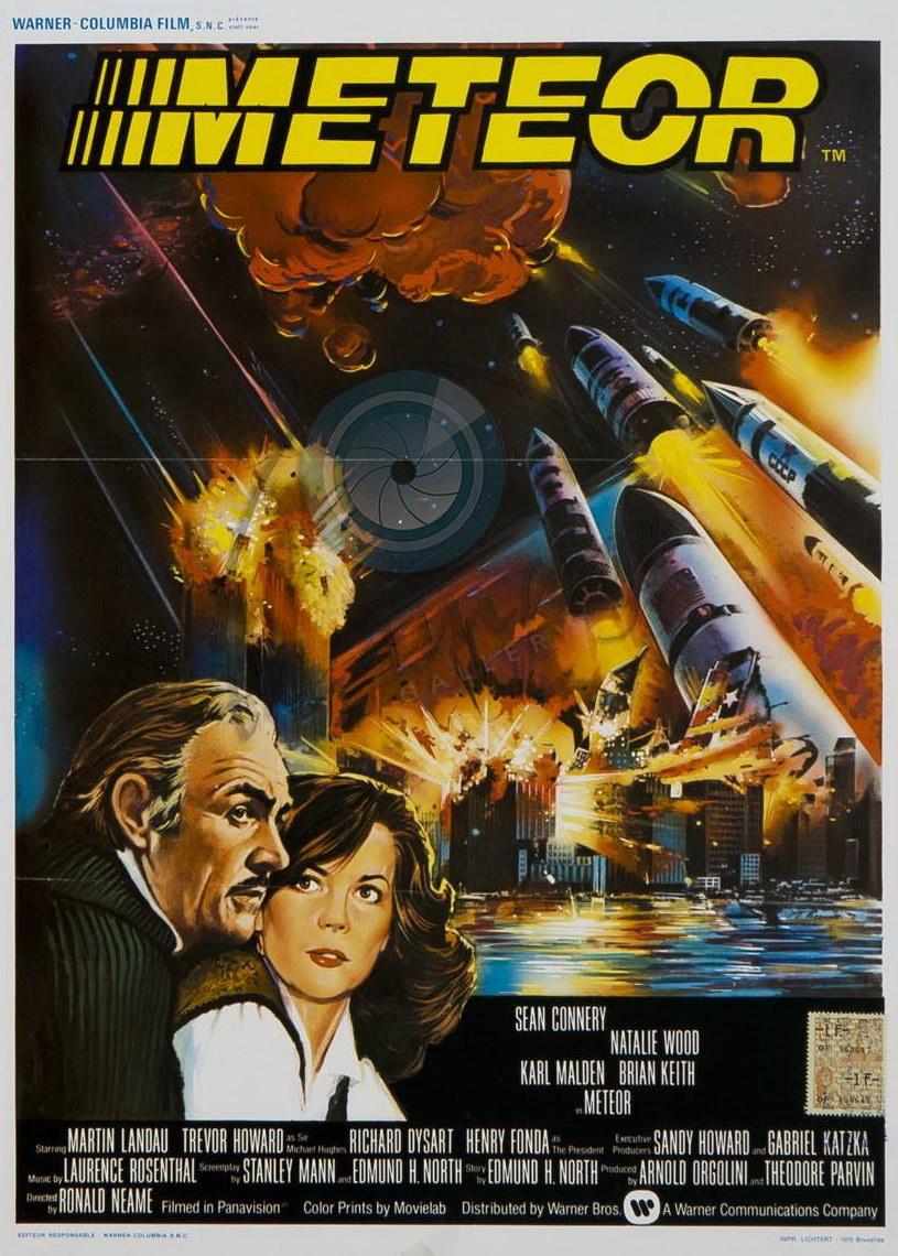 June 30-Meteor Day - Vintage Ads