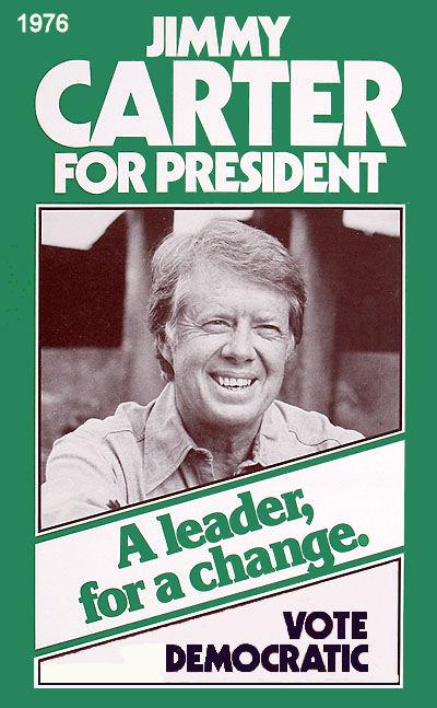 1976 Jimmy Carter