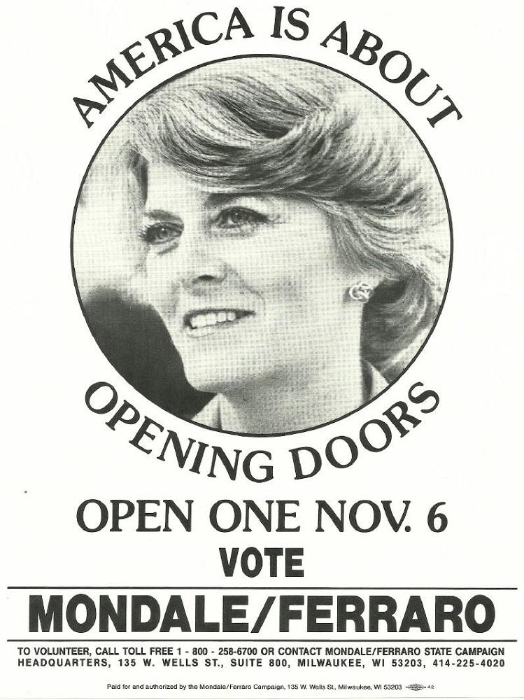 1984-Geraldine Ferraro