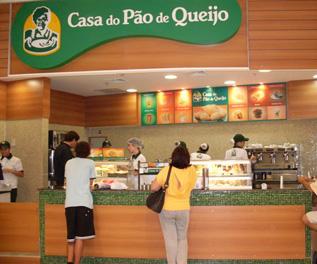 Бразильские реалии Каза ди Пан ди Кейжу