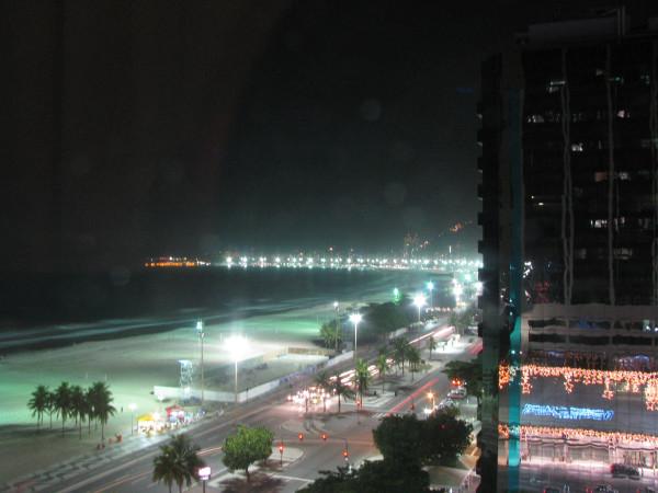 Ночная Копакабана