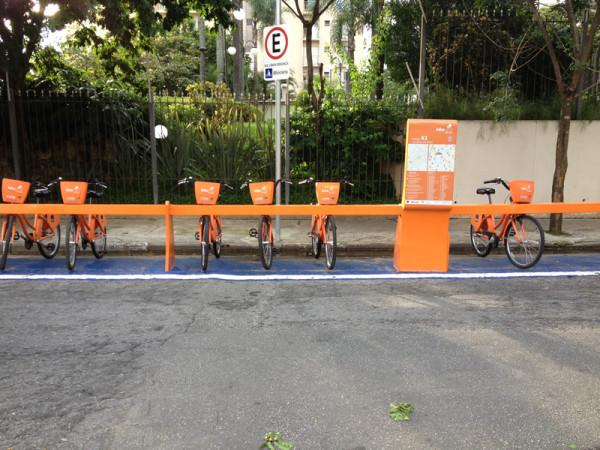 Велосипеды в Сан-Паулу