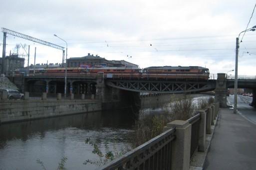 обводный канал американские мосты.