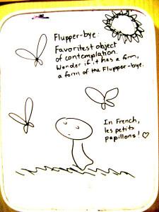 Les Flupper-byes