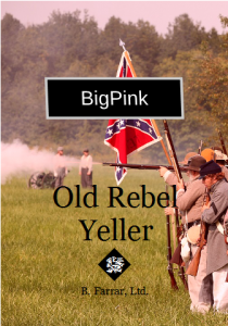 old rebel yeller