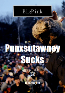 punxsutawney sucks