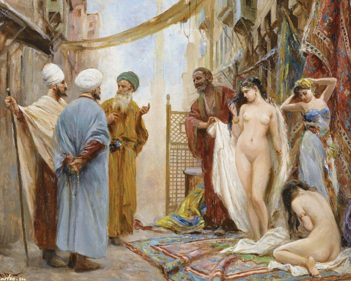 Что делают с рабынями после, шлюхи г сыктывкаре