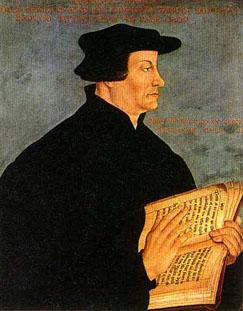 еще один портрет реформатора