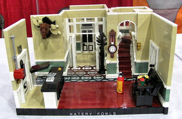 Fawlty Towers Front