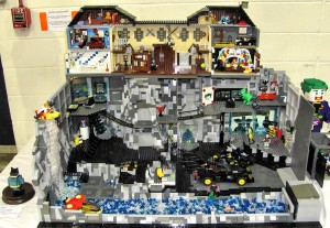 Batman - Batcave