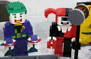 Batman - Joker and Harley Quinn