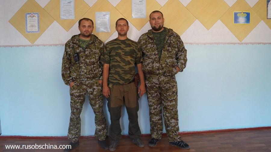 Командир Изваринской бригады Максим 105ый