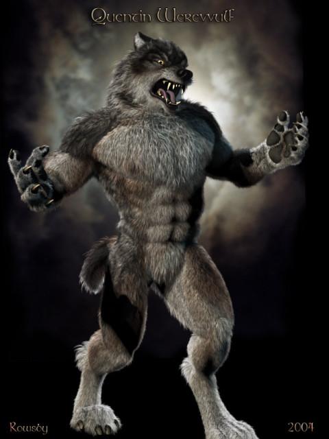 картинки с оборотнями и волками