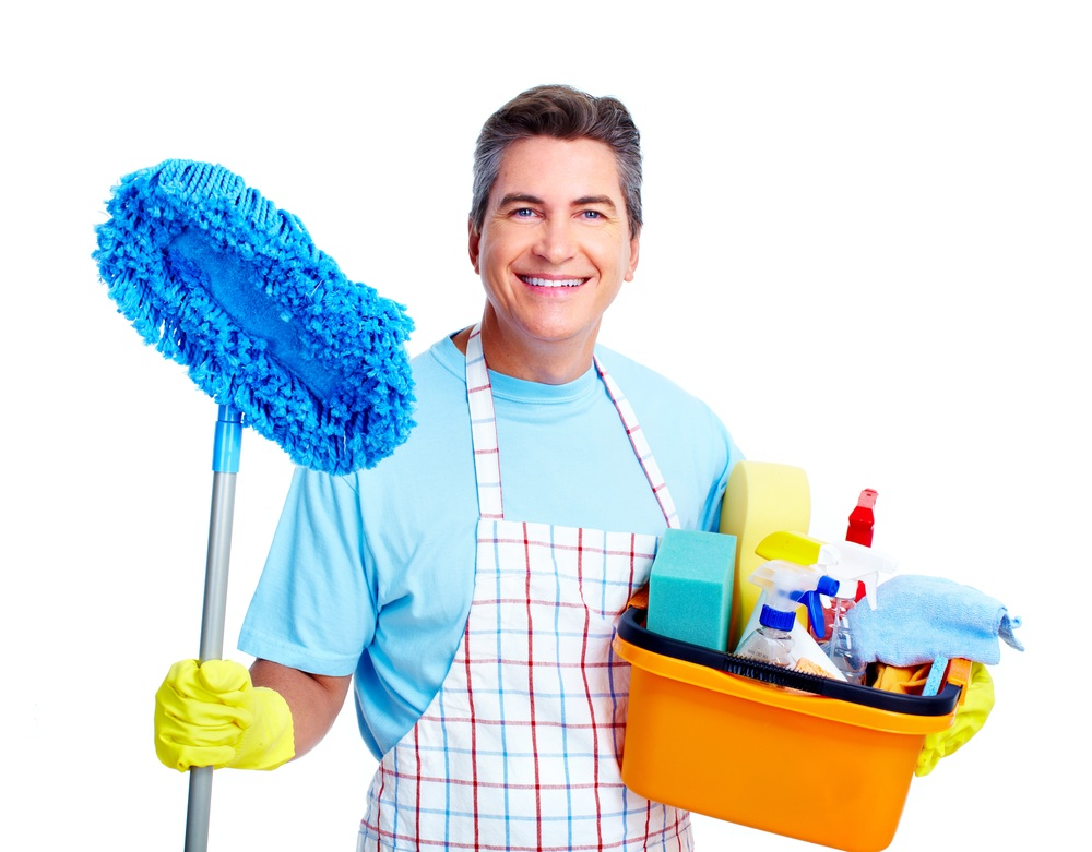 man_housework
