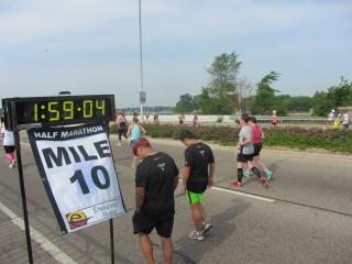 Mile 10!