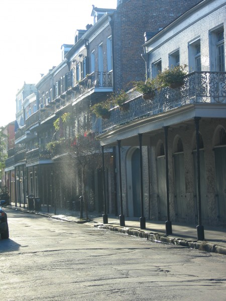 Morning in New Orleans